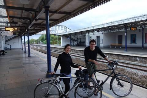 Somerset bike ride